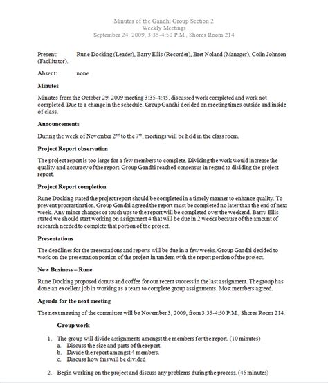 Example Of Secretary Resume by Writing Samples Barry Ellis Interactive Resume