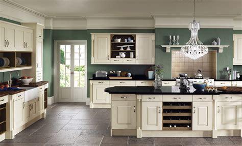 Windsor Classic Ivory ? Quayside Kitchens