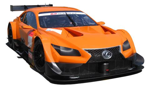 lexus racing car race car to compete in japanese gt series