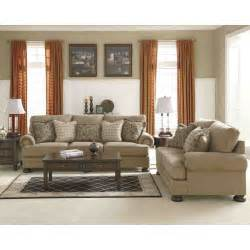 Ashleys Furniture Living Room Sets Furniture Keereel Living Room Set In Sand Local Furniture Outlet
