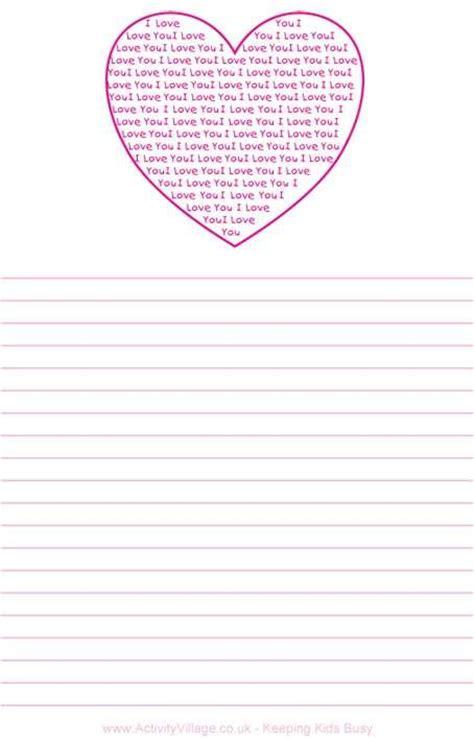 fogli per lettere carta da lettera per san valentino foto 2 7 nanopress