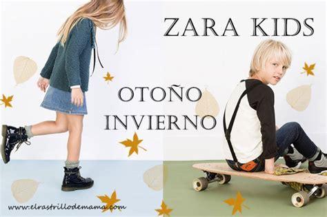 moda ninos nueva coleccion zara kids otono invierno