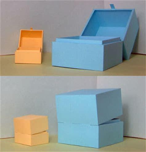 Gift Box Papercraft - 2010 05 02 paperkraft net free papercraft paper model