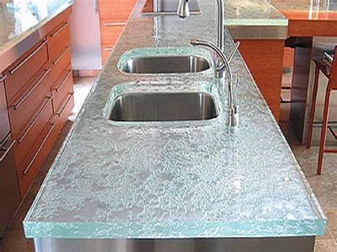 Glass2 Countertops by Best 25 Recycled Glass Countertops Ideas On