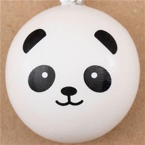 Panda Bun panda bun squishy cellphone charm kawaii animal squishies squishies shop modes4u
