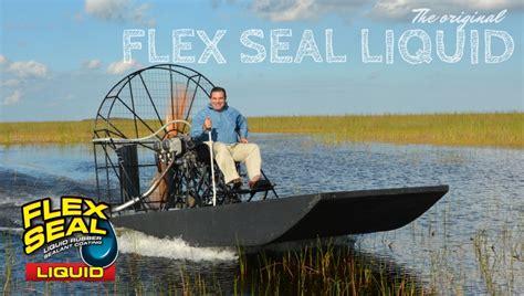 phil swift flex tape boat celebrating flex seal liquid s milestone official site