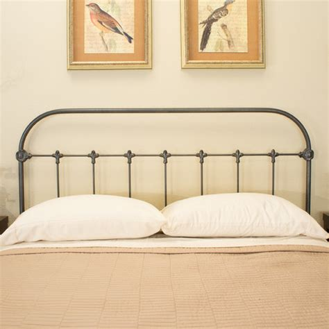 benicia foundry and iron works hartford metal headboard