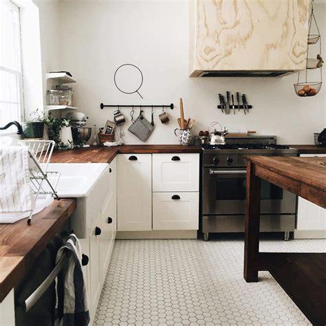 cocinas rusticas y modernas las 30 cocinas blancas modernas que la a petar el 2017