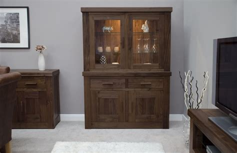 dining room display cabinets kendo solid modern walnut furniture dining room dresser