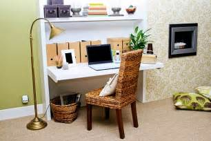 Small Office Makeover Ideas 20 Home Office Design Ideas For Small Spaces