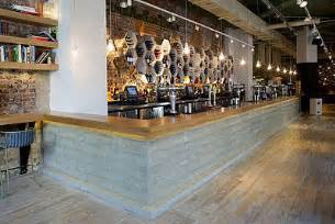 Design For Bar Countertop Ideas Green Restaurant Design Commercial Interior Mindful Design Consulting