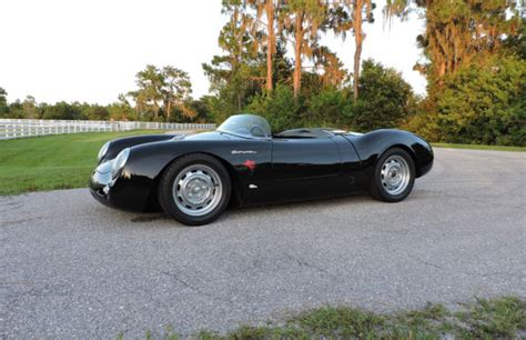 1955 porsche spyder replica 1955 porsche 550 spyder replica for sale photos