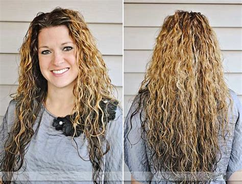 Egg Whites Bring in Curls!