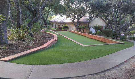 Backyard Bocce Court by 1000 Images About Home Backyard On