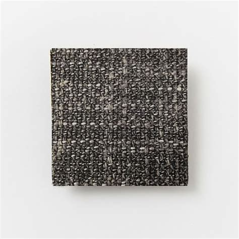 West Elm Upholstery Fabric Upholstery Fabric By The Yard Heathered Tweed Charcoal