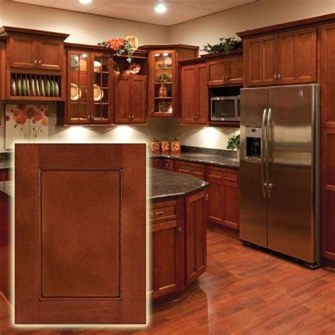 cherry red kitchen cabinets 8 best images about kitchen designs on pinterest