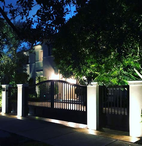 residential landscape lighting miami landscape lighting