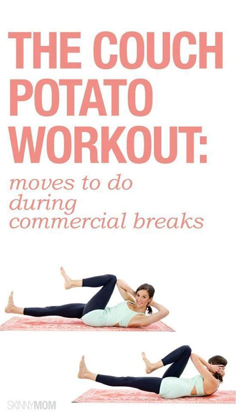 couch potato workout plan 364 best images about fitness health on pinterest