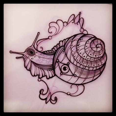 snail tattoo designs snail images designs