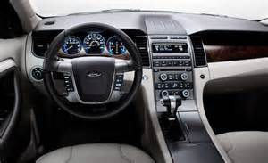 Ford Taurus Interior Car And Driver