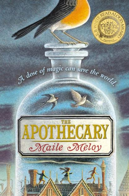 libro the goldfish boy the apothecary apothecary series 1 by maile meloy paperback barnes noble 174
