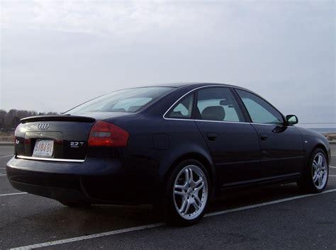 Audi A6 1 8 T by Audi A6 Avant 1 8 T Quattro Photos And Comments Www