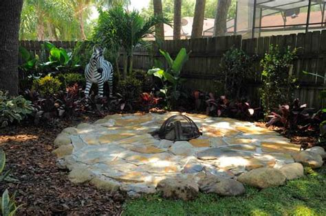 Backyard Makeover Ideas Diy by Fadtoedu01 Look Backyard Goes Disney