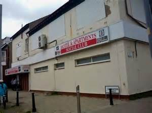 hotel and apartments social club blackpool top