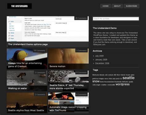 wordpress themes gallery free download 24 free and premium portfolio and photo gallery wordpress