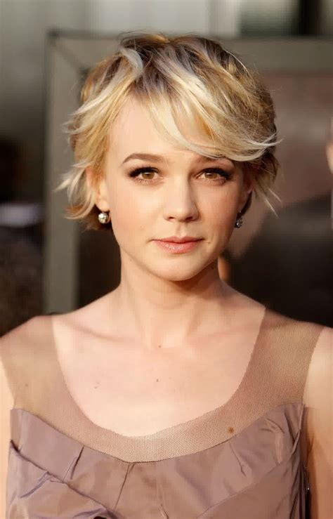 what color is doris days natural hair carey mulligan burst trends for the pixie cut hairstyles