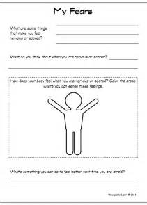 anxiety cbt worksheets submited images