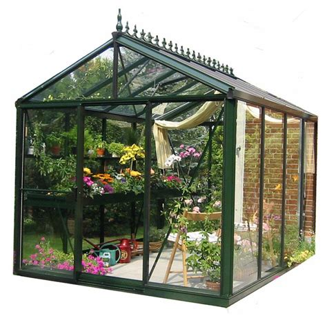 exaco royal 8 ft x 10 ft greenhouse vi 23 pp3l