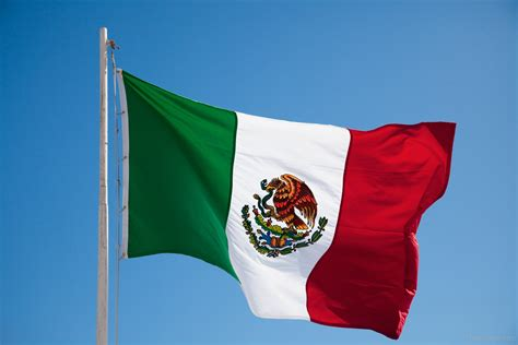 mexican national national flag of mexico rankflags collection of flags