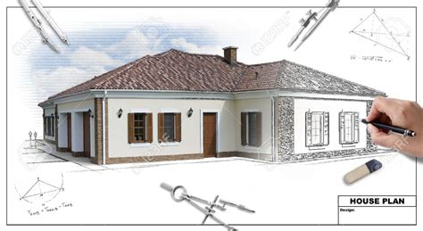 house sketch plan architecture architecture house drawing house plan drawing drawing slide rule and
