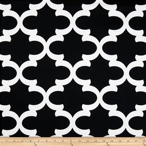 black white pattern material premier prints fynn black white discount designer fabric
