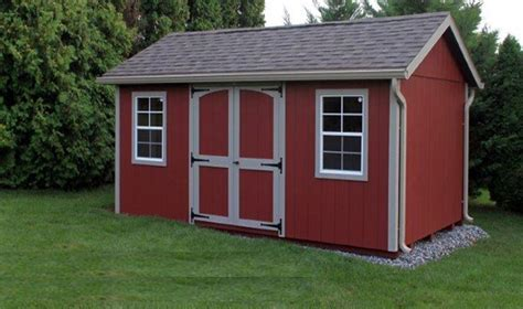custom amish sheds for lancaster pa md nj glick