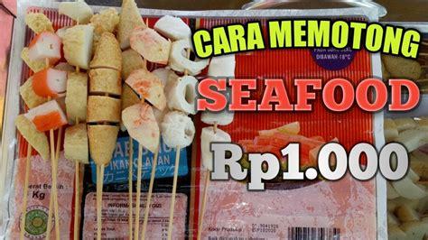 ide usaha sosis seafood harga seribu youtube