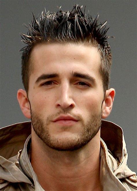 spiked hairstyles for hair tattoo lifestyle spiky hairstyle for men