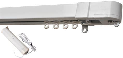 glide curtain track renaissance glide aside motorised curtain track mains