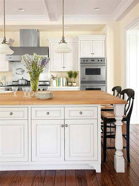 kitchen island on legs interior design 30 latest and stylish large kitchen design ideas