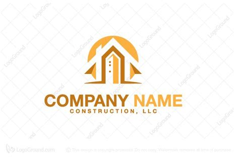 company names for sale company name construction llc logo