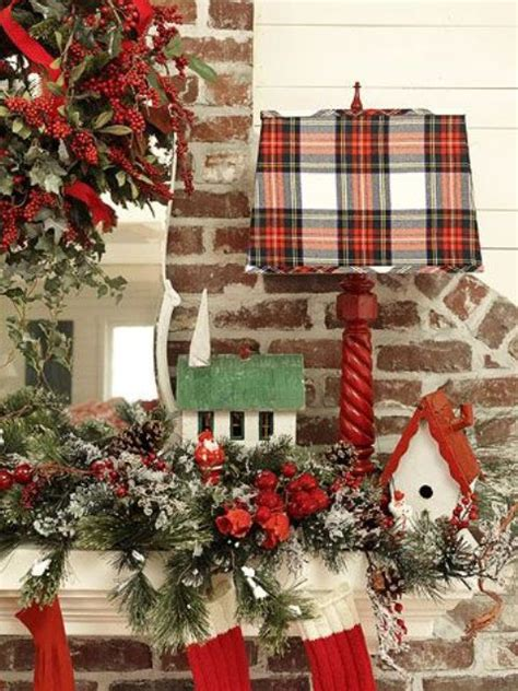 the evergreen plaid decor ideas for this christmas