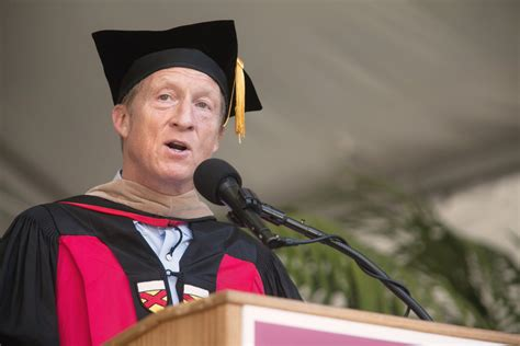 Stanford Mba Students by Tom Steyer Encourages 2015 Stanford Gsb Graduates To Be