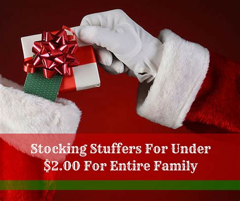 Stuffers For Part 1 by Lowest Priced Stuffers 11 17 Everything