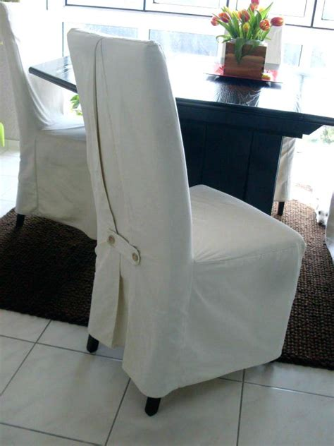 White Dining Room Chair Covers Createfullcircle Com White Dining Chair Cover