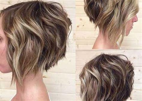 short hairstyles for wavy hair 2017 short wavy haircuts short hairstyles 2016 2017 most