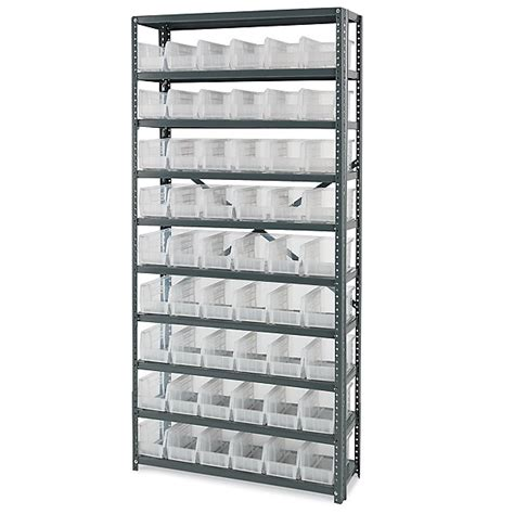 t e bouton company inc high density shelving with poly
