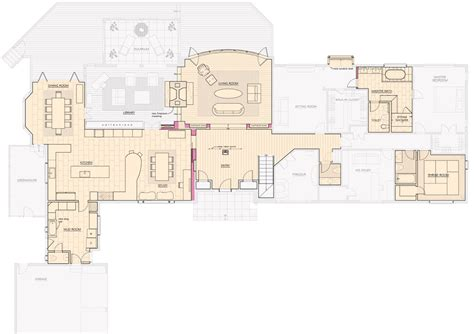 Soprano House Floor Plan Escortsea