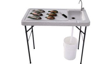 cabela s fish cleaning table 1000 images about fish cleaning table ideas on