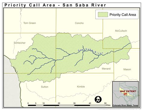 texas watershed map san saba watershed priority call area tceq www tceq org
